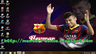 Download tema barcelona terbaru 2014 windows7