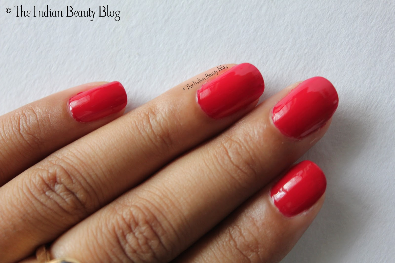Sally Hansen Hard As Nails Xtreme Wear nail color- Cherry Red ...