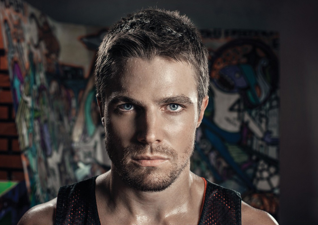 Stephen Amell For Emmy...