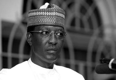 Idris Deby Presidente de Chad desde diciembre 2, 1990