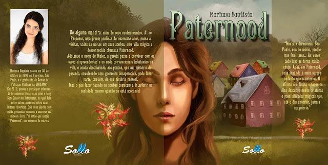 [Lançamento] Paternood | Mariana Baptista