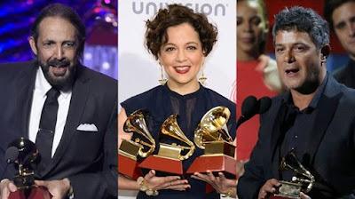 Ganadores grammy latino 2015