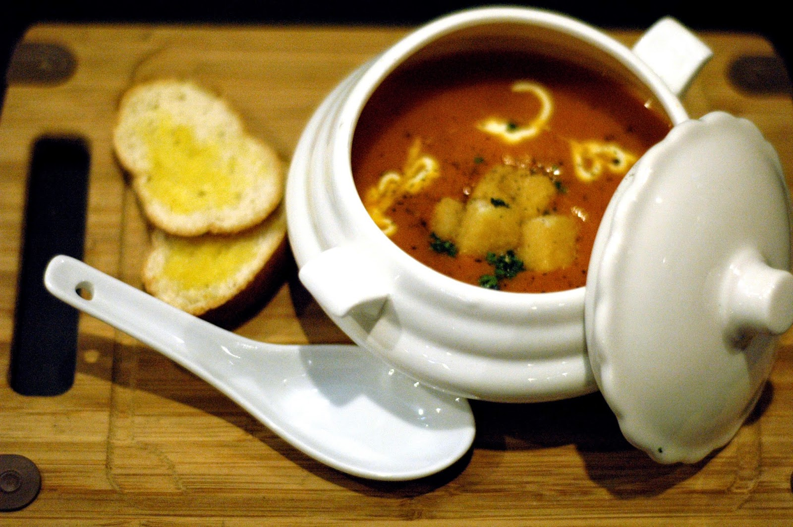 Rundown Cafe Soup Recipe