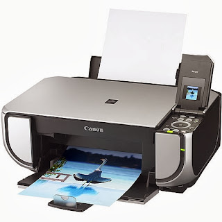 Download Canon PIXMA MP520 Inkjet Printer Driver and how to installing