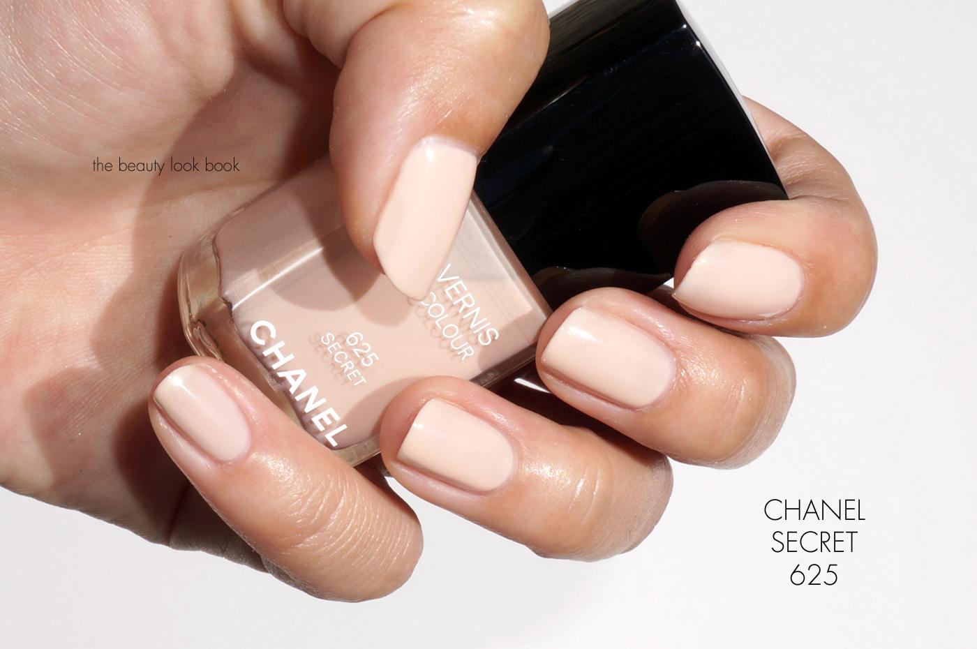 Chanel Secret #625, Atmosphère #629 and Orage #631 Le Vernis ...
