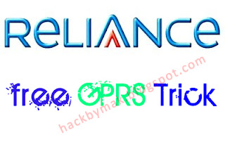 Reliance Free Gprs Trick With Proxy June 2012