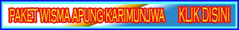 Wisma Apung Karimunjawa