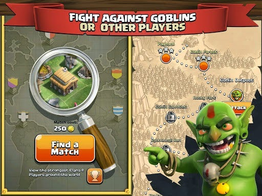 Clash of Clans 6.108.2 Apk