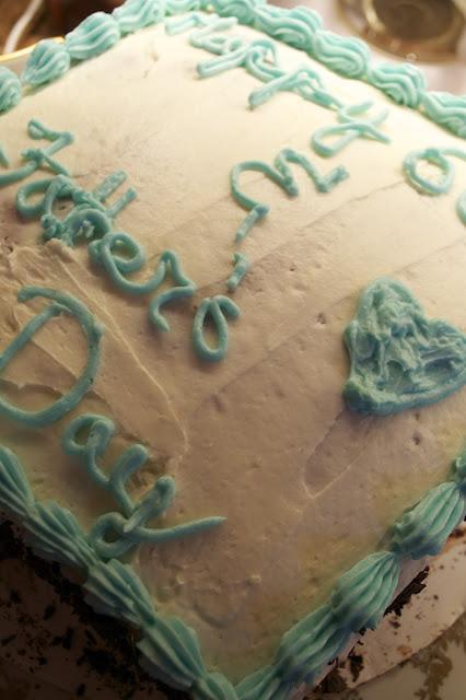 Freezing Cake After Icing