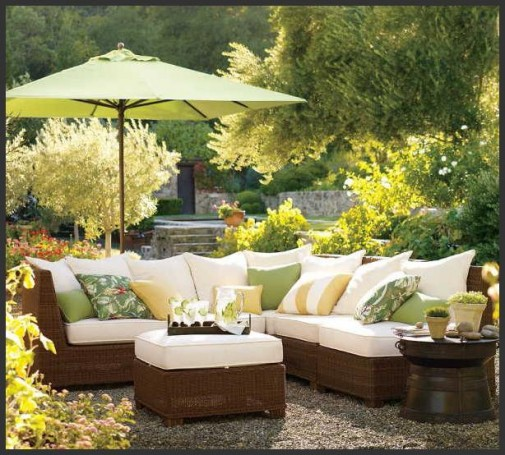beauty garden design cool garden furniture inspiration ideas