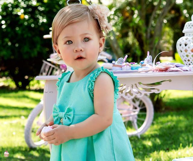 Coleção de Verão Paraíso Moda Bebê 2014