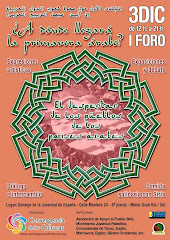 FORO PRIMAVERA  ARABE
