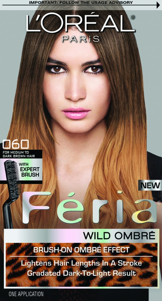 Les Is More Ombre Disaster Or Not Review Of Loreal Feria Wild