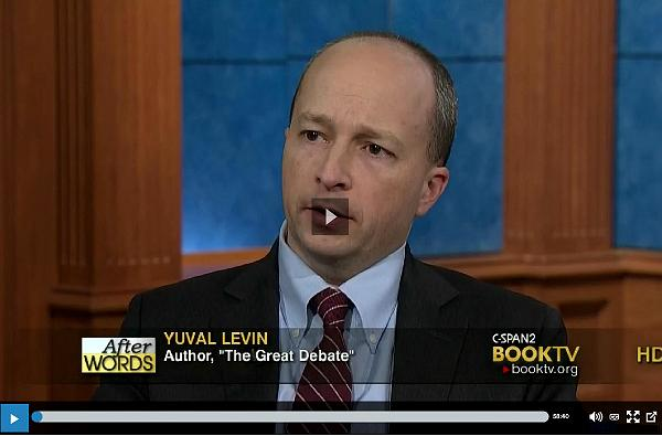 http://www.c-span.org/video/?316636-1/words-yuval-levin