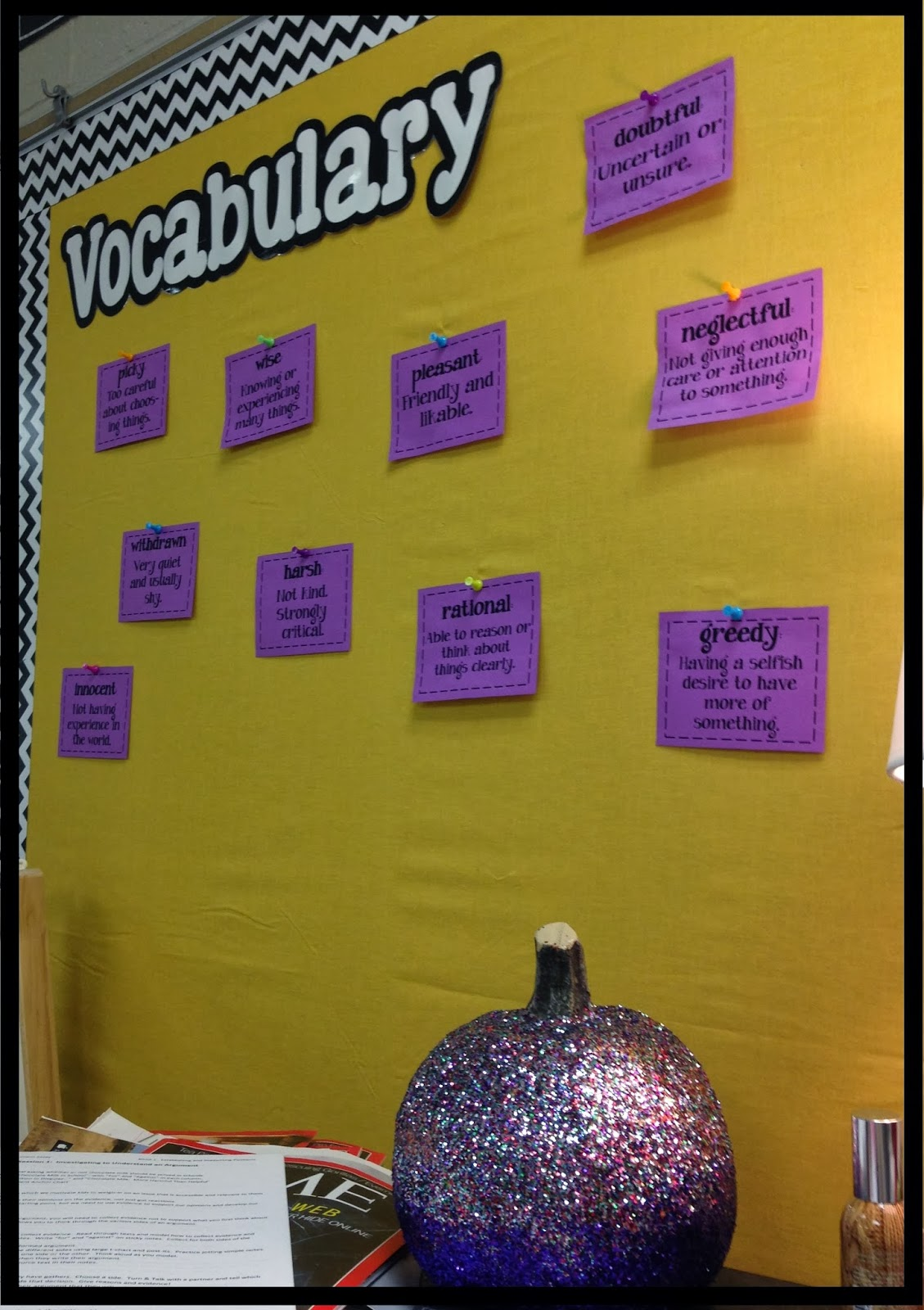 Famous Vocabulary Wall Ideas Image Collection - Wall Painting Ideas ...