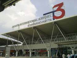 Soekarno hatta airport terminal 3