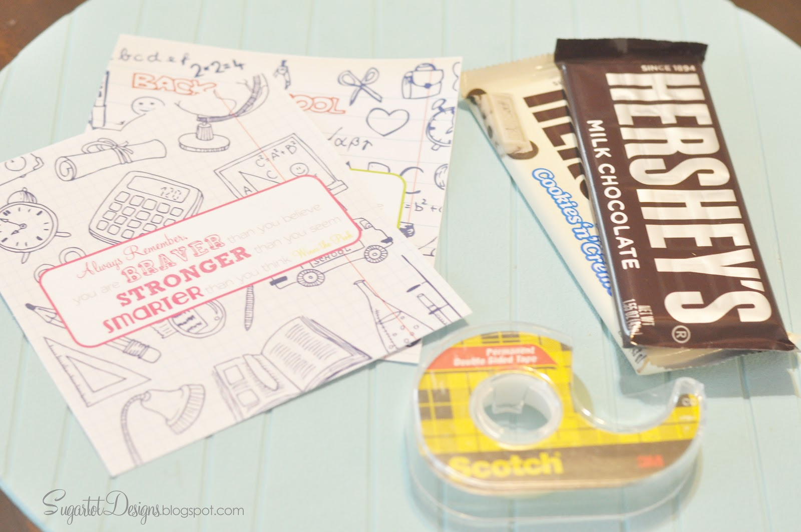 back to school candy bar wrappers free printable