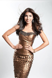 Lucianette Verhoeks Photos, Miss World Aruba 2012