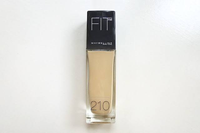 Maybelline New York Fit Me! Foundation