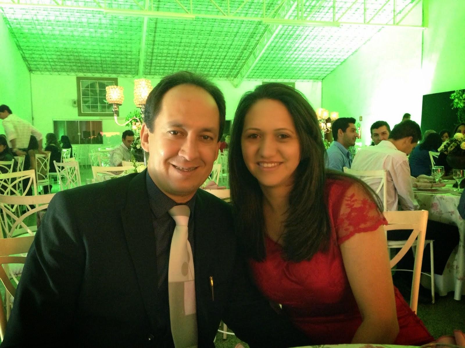 Pr. Cézar Carrijo e Missª Gláucia