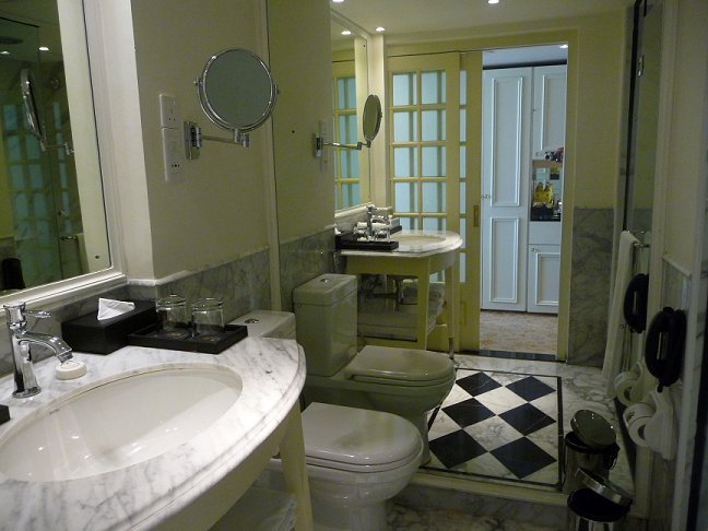 The Kingsbury Hotel - Bathroom