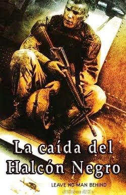 La Caida del Halcon Negro – DVDRIP LATINO
