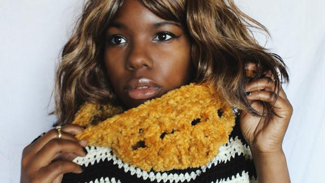 DIY // The Faux Fur Crochet Neck Warmer! Free Pattern.