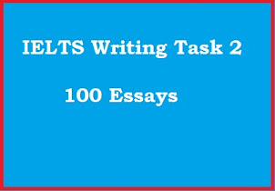 ielts writing task 2 essay 100