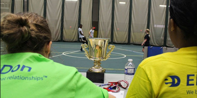 Campus Food Bank Power Play Cup - Finals