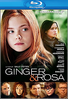 Ginger & Rosa BluRay 720p Dual Áudio