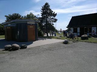 Toiletts in Smygehamn