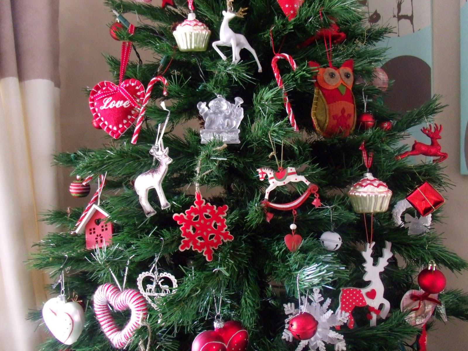 Christmas Decorations Poundland : My christmas home victoria s vintage food