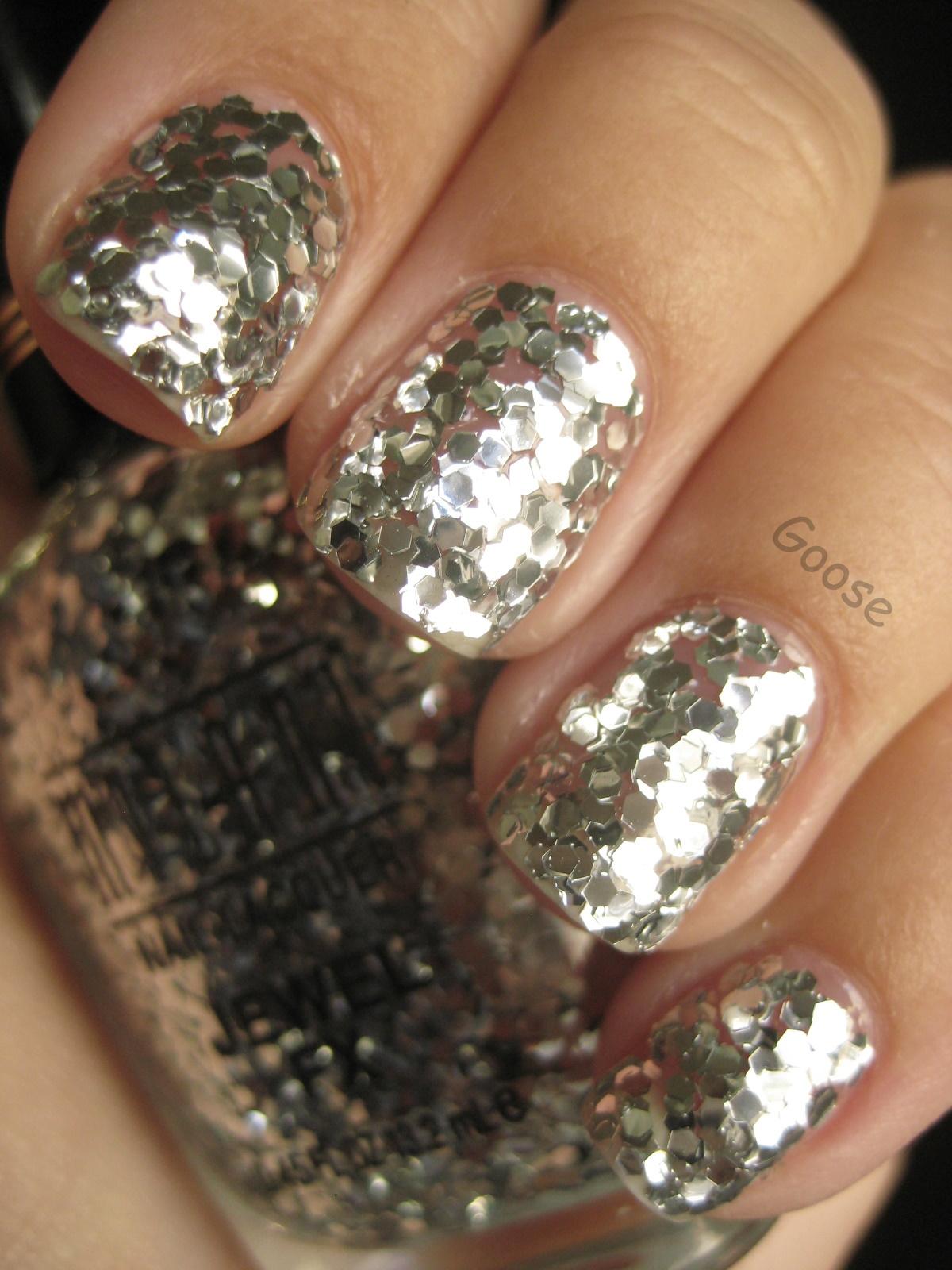 Goose\'s Glitter: Milani Jewel FX Re-swatches
