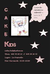 Cake-kids: taller de repostera infantil
