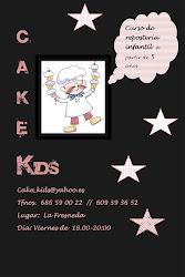 Cake-kids: taller de repostería infantil