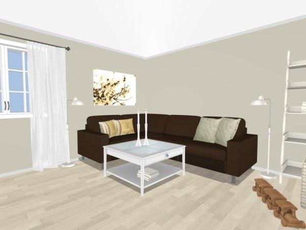 Anno 2009 hjem og sånt: stueplanlegging, del 2, tv stue