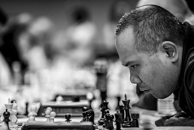 Ronda 1 del Millionaire Chess. Foto David Llada.