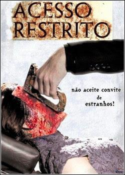 Download - Acesso Restrito DVDRip - AVI - Dual Áudio