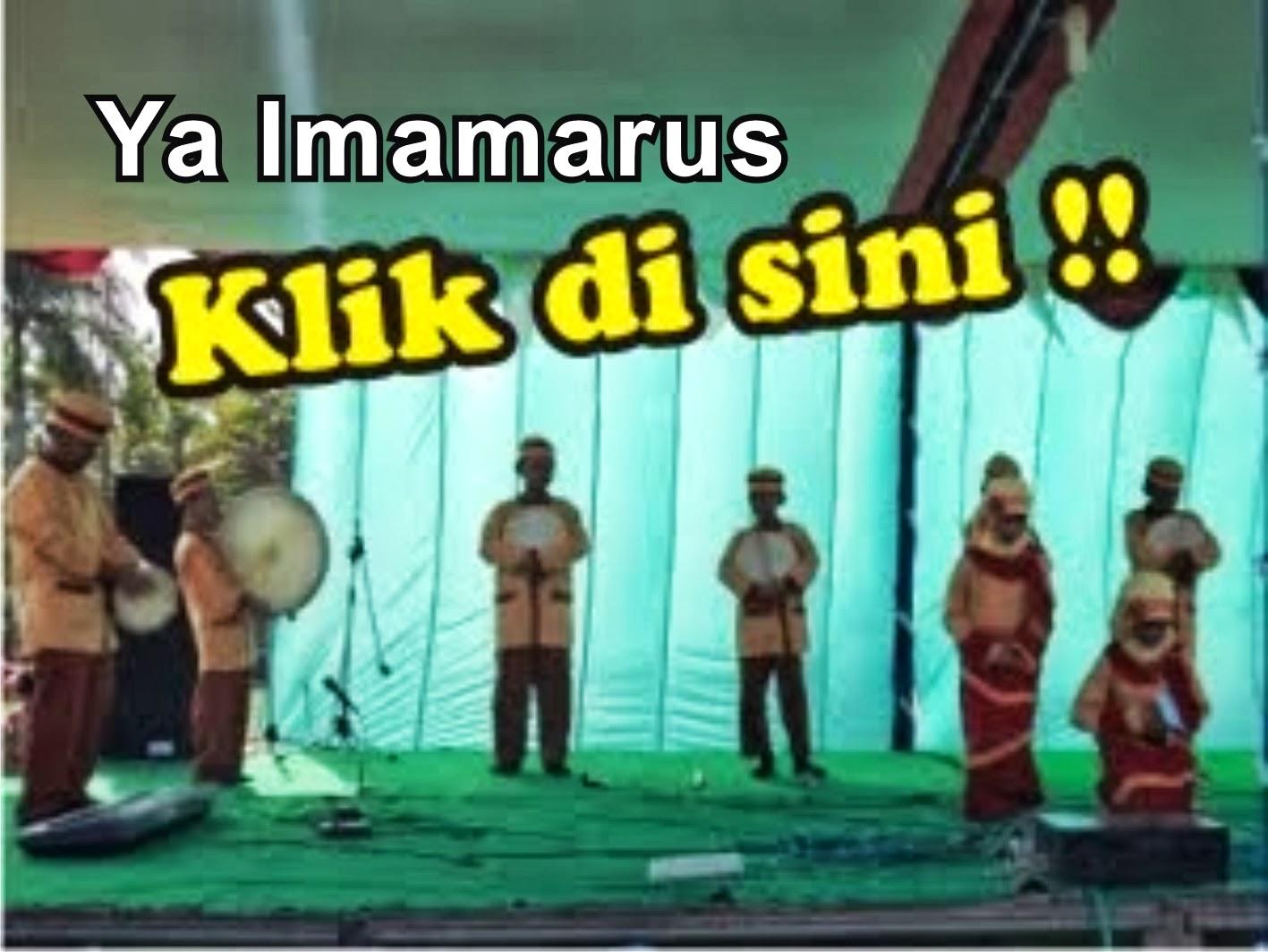 Ya Imamarus (klik gambar )