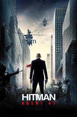 Hitman: Agent 47 Poster