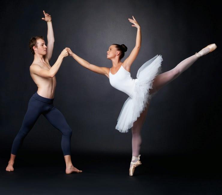 Как Красиво Танцуют Балерины Видео