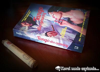 """Daniel Chavarria """"Tango dla oprawcy"""""""