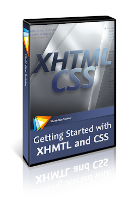 Video2Brain: Getting Started with XHTML and CSS (2011)