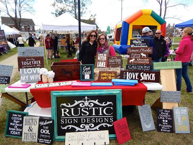 Rustic Sign Designs