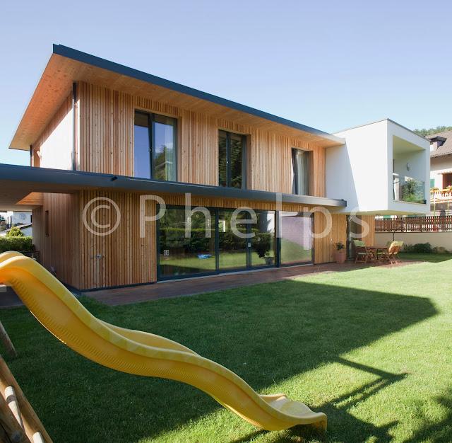EFH - SPS Architekten - Foto Andrew Phelps