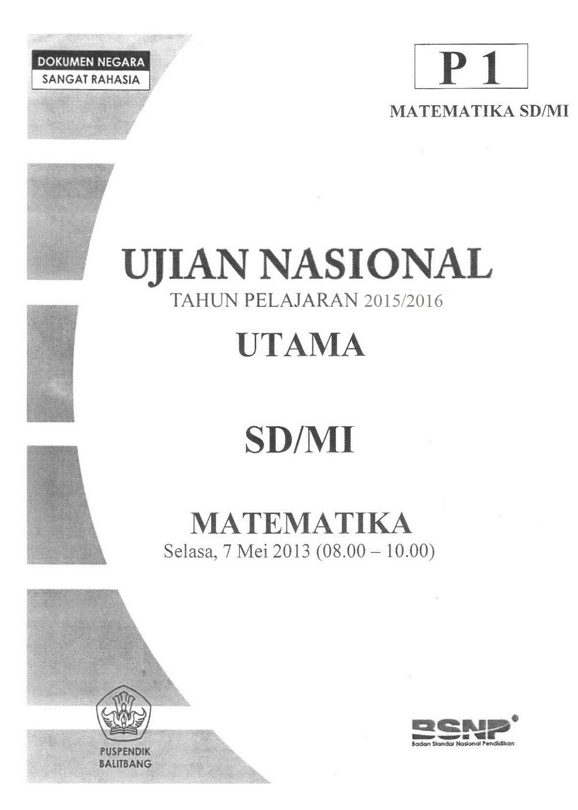 Soal Ujian Nasional Un Tattoo Design Bild