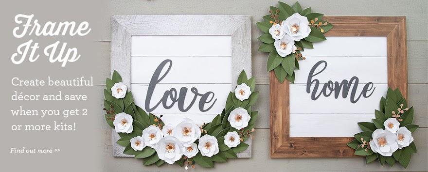 National Papercrafting - Frame It UP