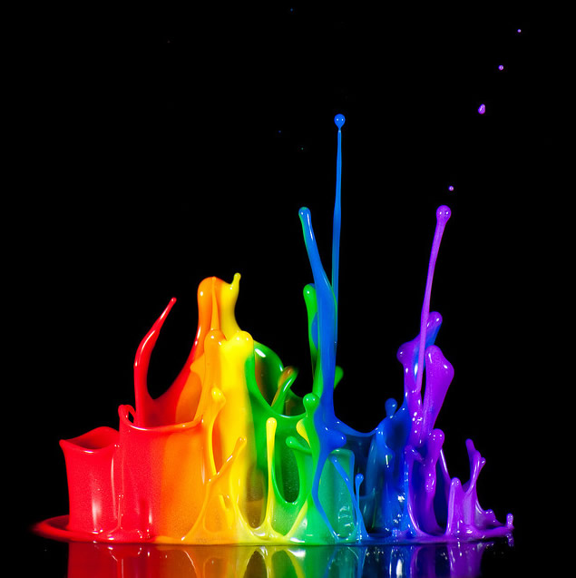 Tutto e di pi sfondi astratti - Immagini di tacchini a colori ...