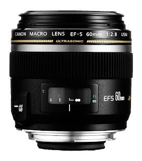Lensa Canon EF-S 60mm F/2.8 Macro Lens