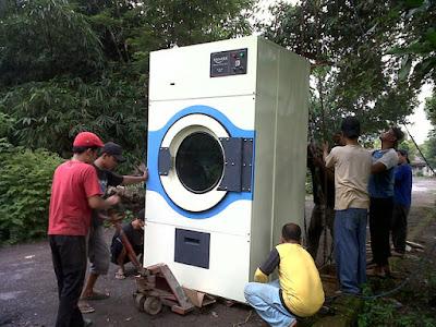 Mesin Laundry dan Mesin Pengering Cucian Asli Karya Warga Bantul www.guntara.com